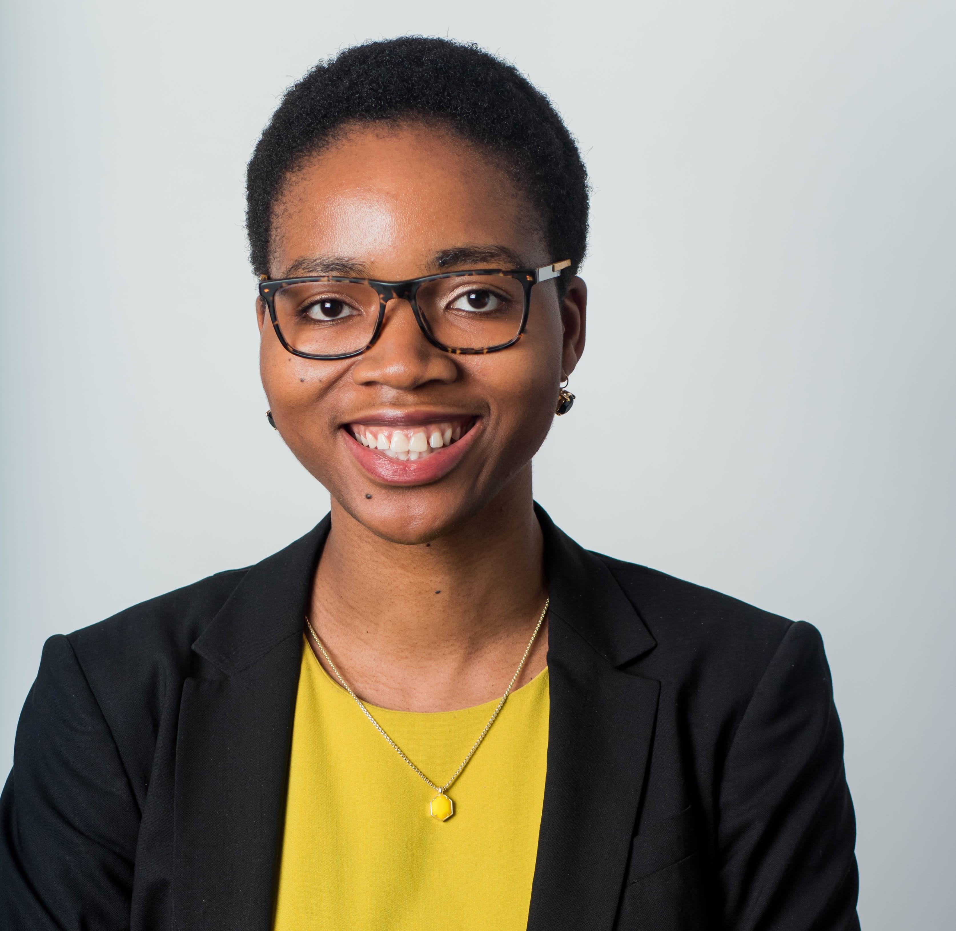 Victoria Nneji, Ph.D.